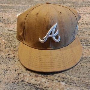 Official MLB Baseball Cap 7-1/8 Atlanta Size 7-1/8